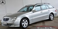 2004 MERCEDES-BENZ E CLASS E270CDi AVANTGARDE 5 DOOR AUTO 177 BHP £3290.00