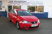 2014 SEAT IBIZA 1.2 TSI I-TECH 5d 104 BHP £6990.00