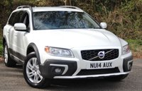 USED 2014 14 VOLVO XC70 2.0 D4 SE NAV 5d 178 BHP FULL HEATED LEATHER+ SAT NAV