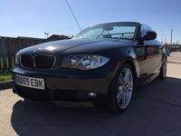 2009 BMW 1 SERIES 3.0 125I M SPORT 2d 215 BHP £7990.00