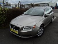USED 2009 59 VOLVO V70 2.4 D SE LUX 5d 175 BHP