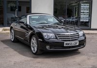 2005 CHRYSLER CROSSFIRE 3.2 V6 2d 215 BHP