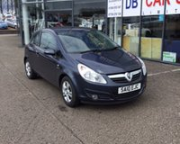 USED 2010 10 VAUXHALL CORSA 1.2 ENERGY 3d 83 BHP NO DEPOSIT AVAILABLE, DRIVE AWAY TODAY!!