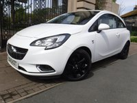 USED 2015 15 VAUXHALL CORSA 1.2 SRI 3d 69 BHP *** FINANCE & PART EXCHANGE WELCOME *** 1 OWNER FORM NEW BLUETOOTH PHONE AIR/CON CRUISE CONTROL