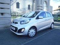 USED 2015 15 KIA PICANTO 1.0 1 5d 68 BHP ****FINANCE ARRANGED***PART EXCHANGE***1OWNER**FREE ROAD TAX***