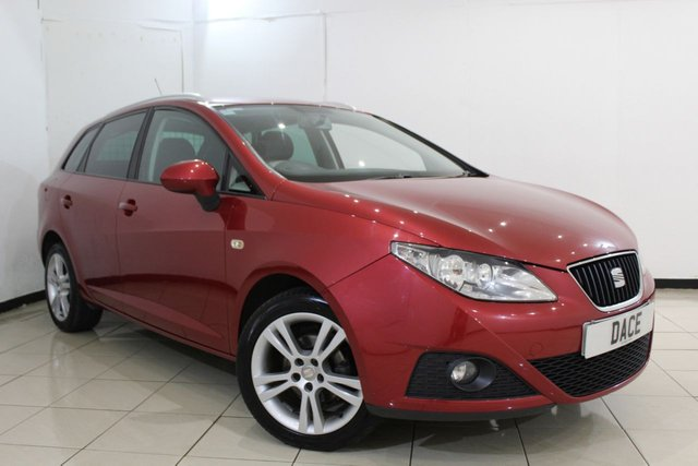 View our 2010 10 SEAT IBIZA 1.4 SE 5DR 85 BHP