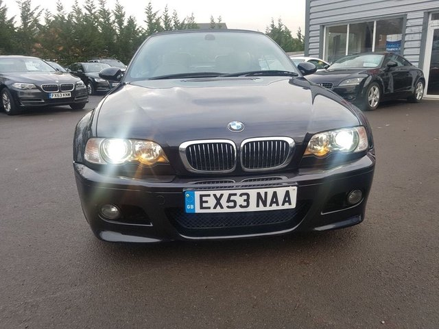 USED 2003 53 BMW M3 3.2 M3 Sequential 2dr