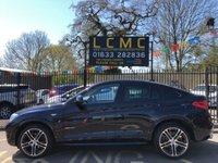 2016 BMW X4 3.0 XDRIVE30D M SPORT 4d AUTO 255 BHP £28000.00