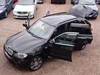 USED 2007 57 BMW X5 4.8 I M SPORT 5d AUTO 350 BHP SAT NAV, XENONS, PRIVACY GLASS, 4 X 4, BLUETOOTH, CRUISE CONTROL, FULL LEATHER