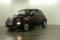 2016 FIAT 500 1.2 LOUNGE 3d 69 BHP £SOLD