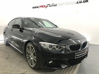 2016 BMW 4 SERIES 3.0 430D M SPORT GRAN COUPE 4d AUTO 255 BHP £22495.00