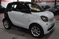 USED 2015 15 SMART FORTWO 1.0 PASSION 2d 71 BHP