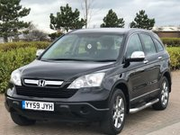 2009 HONDA CR-V 2.0 I-VTEC SE 5d 148 BHP £6795.00