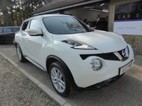 USED 2015 15 NISSAN JUKE 1.5 ACENTA DCI 5d 110 BHP # 1 OWNER FROM NEW # FULL NISAN SERVICE HISTORY #