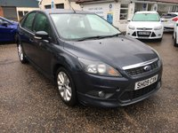 USED 2009 09 FORD FOCUS 1.6 ZETEC S S/S 5d 113 BHP ** NOW SOLD ** NOW SOLD **