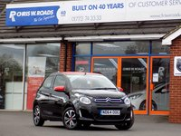 USED 2014 64 CITROEN C1 1.0 AIRSCAPE FEEL EDITION 5dr CONVERTIBLE ** ONLY 11000 Miles **