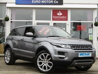 2014 LAND ROVER RANGE ROVER EVOQUE 2.2 SD4 PURE TECH 5d AUTO 190 BHP £21995.00