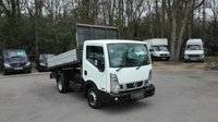 USED 2016 66 NISSAN NT400 CABSTAR 3.0 DCI 35.13 TIPPER DRW One Owner, Low Mileage Tipper