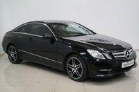 2012 MERCEDES-BENZ E CLASS 3.0 E350 CDI BLUEEFFICIENCY SPORT 2d AUTO 265 BHP £13950.00