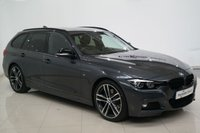 2017 BMW 3 SERIES 2.0 320D M SPORT SHADOW EDITION TOURING 5d AUTO 188 BHP £28950.00
