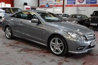 2010 MERCEDES-BENZ E CLASS 2.1 E250 CDI BLUEEFFICIENCY SPORT 2d 204 BHP £11585.00