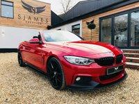 2015 BMW 4 SERIES 2.0 428I M SPORT 2d AUTO 242 BHP £22990.00