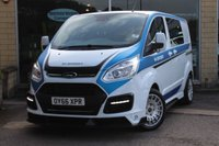 USED 2016 FORD TRANSIT CUSTOM 2.0 290 LIMITED LR DCB 1d 168 BHP