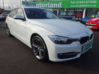 2014 BMW 3 SERIES 2.0 316D SPORT 4d AUTO 114 BHP £SOLD