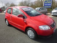 2009 VOLKSWAGEN FOX}