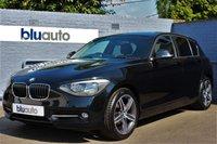 2011 BMW 118 D 2.0 SPORT 5d 141 BHP £10430.00
