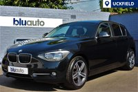USED 2011 61 BMW 118 D 2.0 SPORT 5d 141 BHP Low Mileage, Full Service History, Parking Sensors, Cruise Control, Bluetooth.....