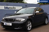 2012 BMW 118 D 2.0 COUPE EXCLUSIVE EDITION 141 BHP £9820.00
