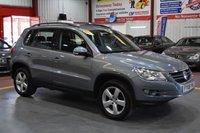 2008 VOLKSWAGEN TIGUAN 2.0 ESCAPE TDI 5d AUTO 138 BHP £7485.00