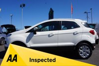 USED 2015 15 FORD ECOSPORT 1.0 ZETEC 5d 124 BHP One Lady Owner From New