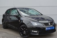 USED 2015 SEAT IBIZA 1.4 TSI ACT FR BLACK 3d 140 BHP