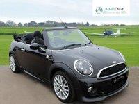 USED 2015 MINI CONVERTIBLE 1.6 COOPER 2d AUTO 122 BHP