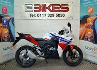 USED 2016 66 HONDA CBR125R -F LEARNER LEGAL SPORT STYLE