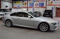 2008 BMW 6 SERIES 3.0 635D SPORT 2d AUTO 282 BHP £8485.00