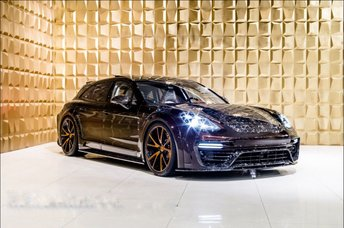 2018 PORSCHE PANAMERA Sport Turismo - Special Version 1 of 1 Geneva Motorshow ABSOLUTE HEAD TURNER LHD PRICE NETTO  ENQUIRE TODAY FOR DETAILS  £288000.00