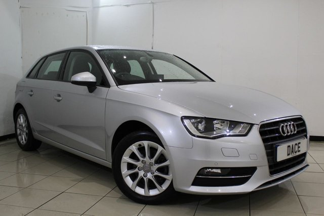 View our 2014 14 AUDI A3 2.0 TDI SE 5DR AUTOMATIC 148 BHP