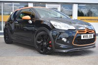 USED 2011 61 CITROEN DS3 1.6 RACING 3d 207 BHP THE CAR FINANCE SPECIALIST