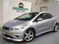 2009 HONDA CIVIC 1.8 i-VTEC Type S 3dr £5794.00