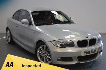 2011 BMW 1 SERIES}