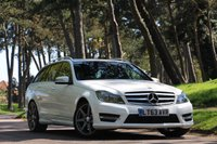2013 MERCEDES-BENZ C CLASS 2.1 C250 CDI BLUEEFFICIENCY AMG SPORT 5d 202 BHP £14695.00