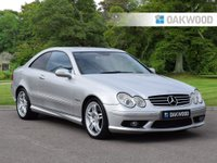 USED 2003 MERCEDES-BENZ CLK 55 AMG 5.4 CLK55 AMG 2d AUTO 367 BHP FINANCE AVAILABLE