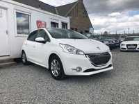 USED 2013 63 PEUGEOT 208 Allure 1.4 e-HDi Auto 5dr ( 68 bhp ) One Family Owned with JUST 6,000 MILES!! Beautiful Example 88 MPG + Free Road Tax