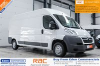 2012 CITROEN RELAY 2.2 35 L3H2 HDI  *NO VAT TO ADD* £6995.00