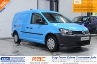 2013 VOLKSWAGEN CADDY MAXI 1.6 C20 TDI 1*EX BRITISH GAS* £6495.00