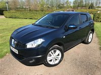 USED 2012 12 NISSAN QASHQAI 1.6 ACENTA 5d 117 BHP Full Nissan History Mint Example!! Fully Documented Nissan Main Dealer Service History, MOT 04/19, Ex Motability Vehicle+1 Owner, Truly Stunning Unmarked Example, Bluetooth Handsfree, Full Carpet Mat Set, Boot Floor Carpet, Alloys, Aircon, Remote Locking, Elec Windows, Electric Mirrors, Extremely Clean And Tidy Example, Drives And Looks Perfectly, Fully Valeted Ready To Go!!!