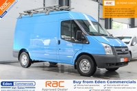 2013 FORD TRANSIT 2.2 330 124 BHP *EX BRITISH GAS* £8995.00